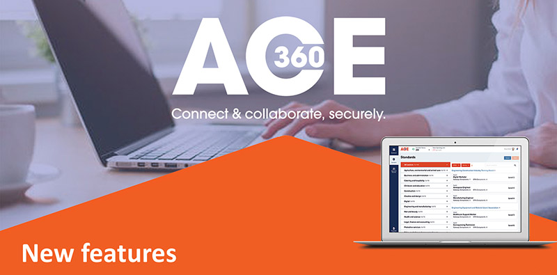 ACE360 new features added