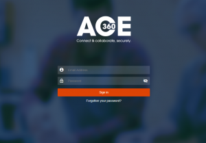 log in to ace360