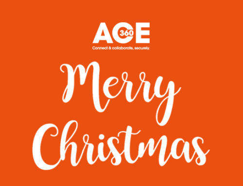 Merry Christmas & A Happy New Year | ACE360
